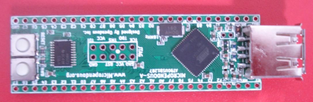 Micropendous-A Board